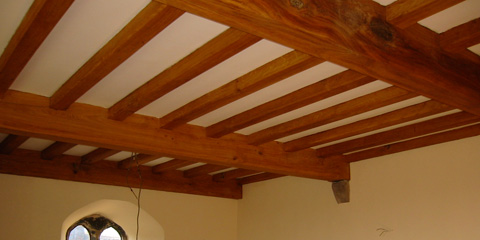 Farmhouse Oak Beams