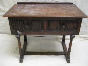 Oak Side Table 1