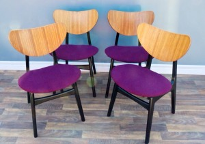 Restored 1950s Chairs