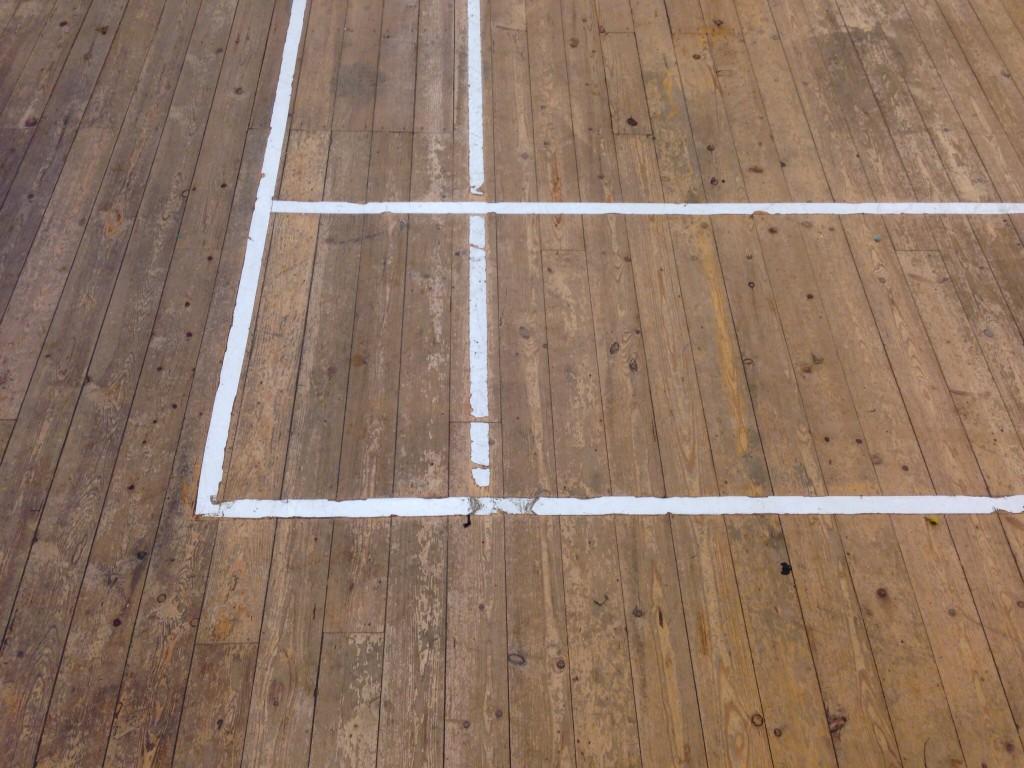 Pine Floor 1