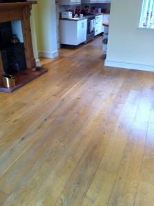 Oak floor 1
