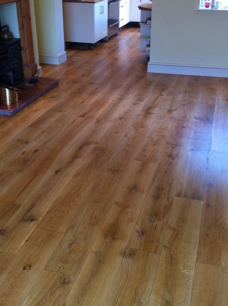 Oak floor 2